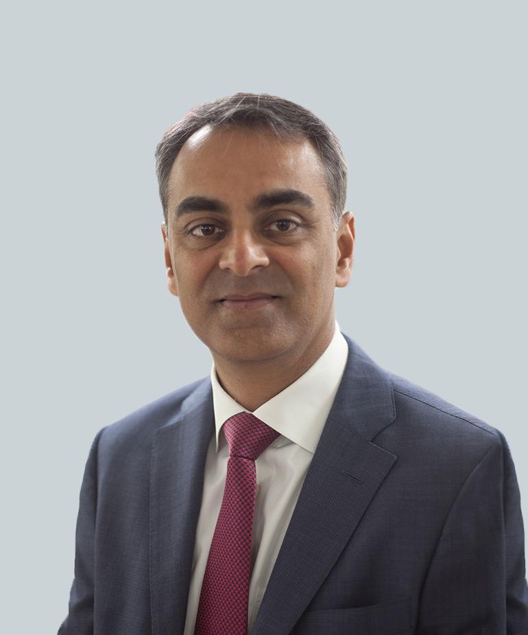 Shailesh Patel, FCA